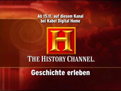 History Channel - Startinfo