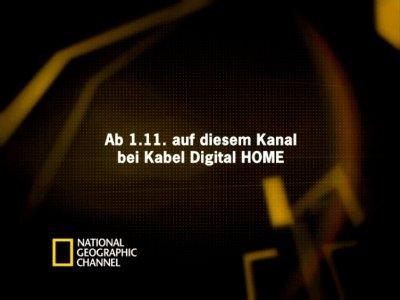 National Geographic Channel - Startinfo